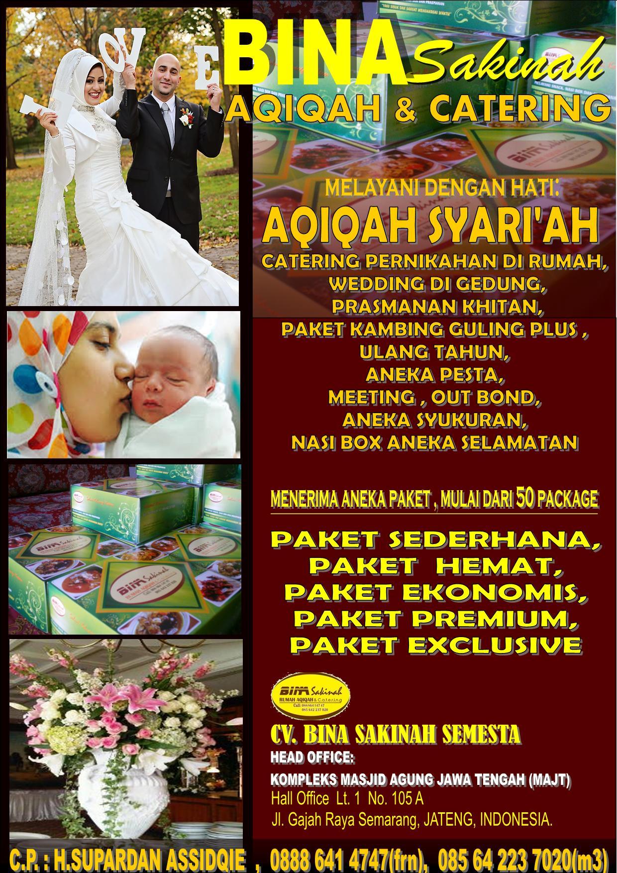 Jasa Catering Semarang, Catering Siaga Lebaran d an Halal Bi Halal di ...